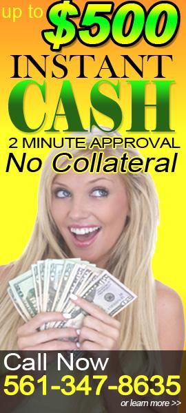 Boca raton payday loans