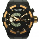 pre-owned concord c1 world timer