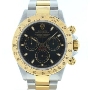 Rolex 116523 Two Tone Daytona Automatic Watch