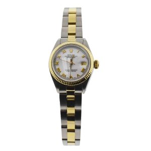 Rolex 6917 Datejust Two Tone Ladies Automatic Watch