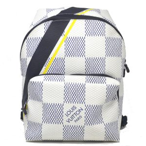 Louis Vuitton Apollo Damier White America's Cup Backpack