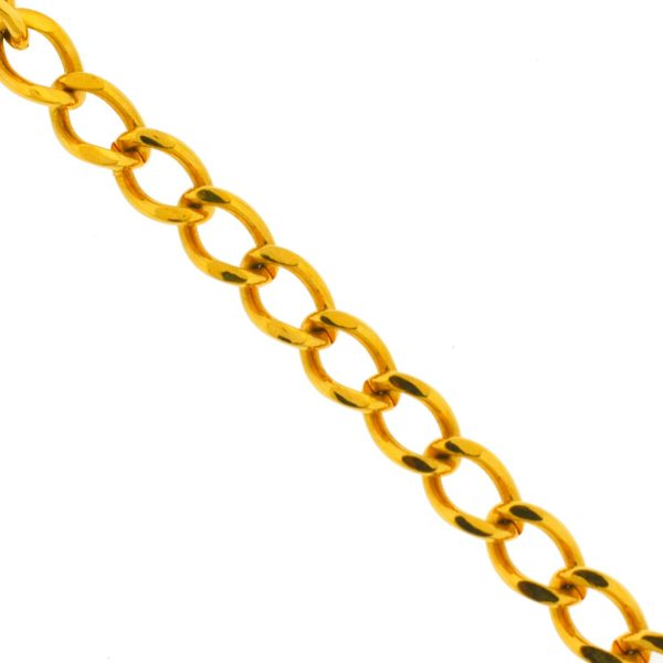 Chanel Gold Plated Chain Belt