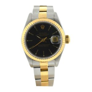Rolex 69173 DateJust Womans Two-Tone With Box and Papers
