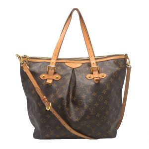 Louis Vuitton Palermo GM Monogram Shoulder Bag