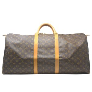 Louis Vuitton Keepall 60 Monogram Handbag