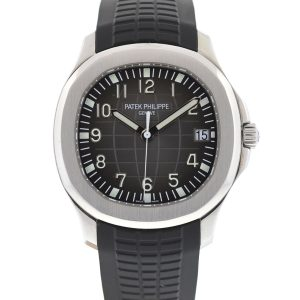 Patek Philippe 5167 Aquanaut Stainless Steel Rubber Strap Men's Watch