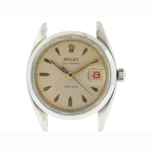 Rolex Vintage Oysterdate Precision Circa 1946 Watch Head Only