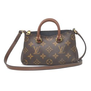 Louis Vuitton Monogram Pallas Nano Handbag