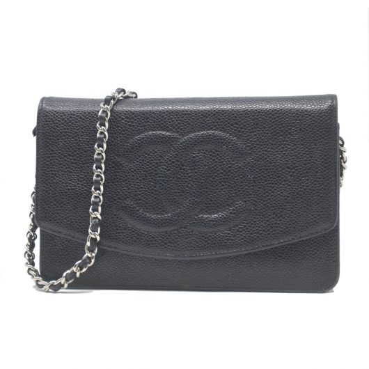 1d951022e1ad What is a WOC? Spotlight on the Chanel Wallet on Chain - Boca Pawn ...
