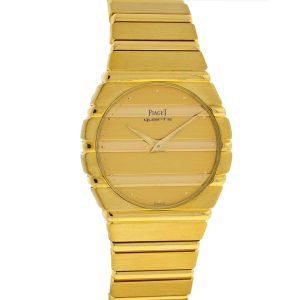 Piaget Polo 791C701 18k Yellow Gold Ladies Watch