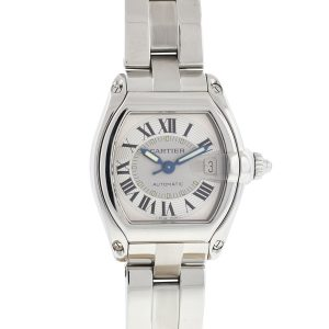 Cartier Roadster 2510 Automatic Stainless Steel  Men's Watch