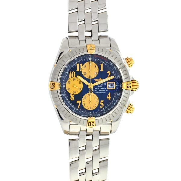 Breitling B13356 Chronograph Evolution Stainless Steel Watch
