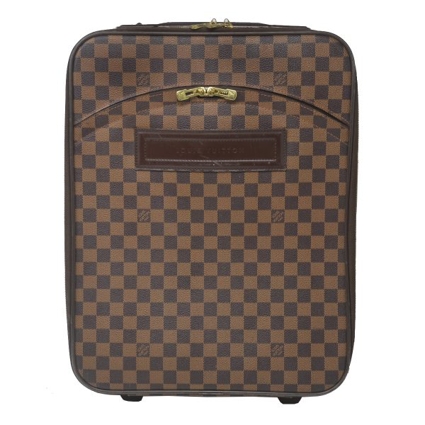 Louis Vuitton Damier Ebene Pegase 45 Carry-On Suitcase
