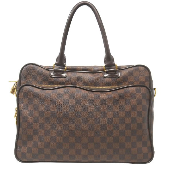 Louis Vuitton Damier Ebene Porte Documents Briefcase Business Bag