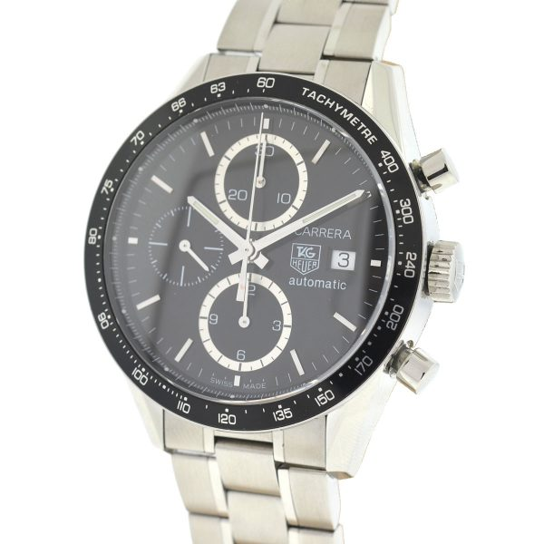 TAG Heuer CV2010-4 Carrera Chronograph Automatic Men's Watch
