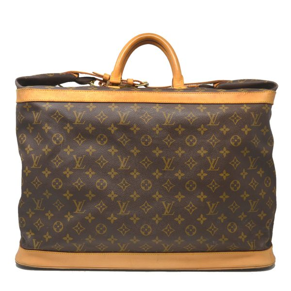 Louis Vuitton Cruiser 50 Monogram Canvas Travel Handbag