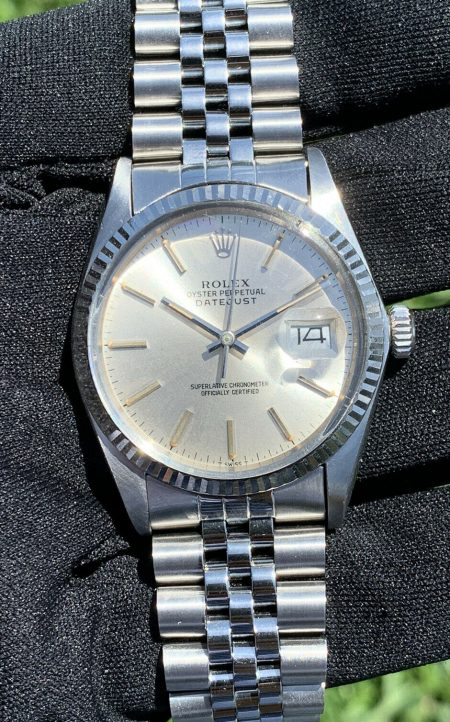 Rolex 16014 Datejust 36mm Stainless Steel Automatic Watch