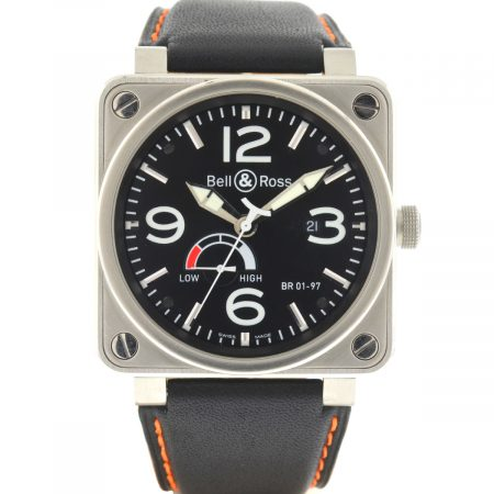 Bell & Ross BR01-97 Aviation Power Reserve Automatic Men's Watch