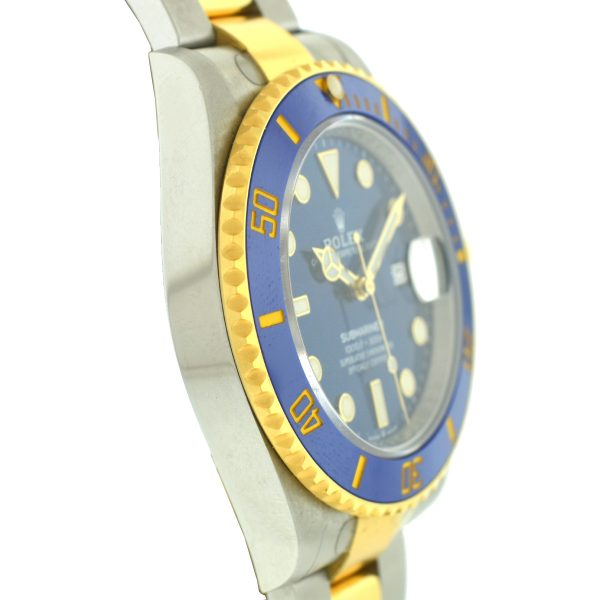 Rolex Submariner 126613 Ceramic Blue Dial 41mm Automatic Watch 2020
