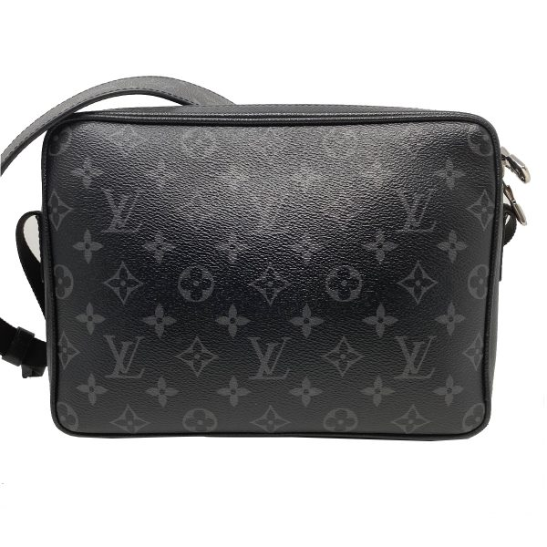 Louis Vuitton Outdoor Messenger Monogram Taigarama Men's Crossbody Bag