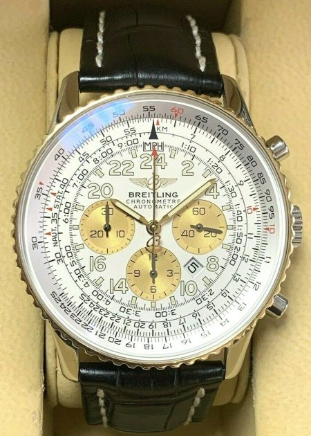Breitling D22322 Cosmonaute Chronograph Automatic Watch
