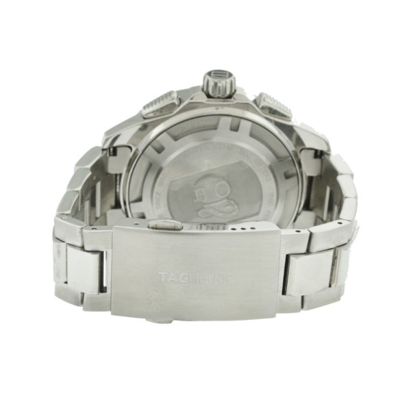 Tag Heuer CAJ2110 Aquaracer 44mm Chronograph Stainless Steel Watch